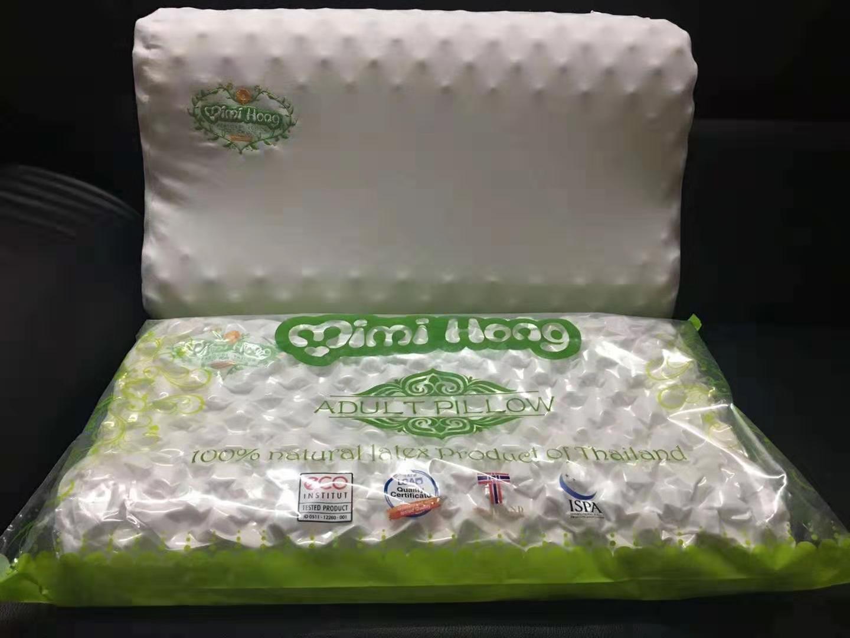泰国mimihong乳胶枕